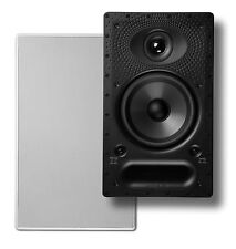 Polk Audio Vanishing Series 65-RT 2 Way In Wall High Power Speaker System
