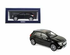 NOREV 2014 MERCEDES BENZ GLA CLASS 1/18 DIECAST MODEL CAR BLACK 183450