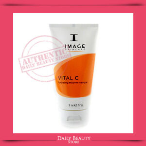 Image Skincare Vital C Hydrating Enzyme Masque  2oz NEW FAST SHIP