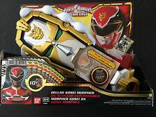 Gosei MORPHER Power Rangers Megaforce de lujo NUEVO RAREZA