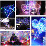 20''Color LED Bubble Balloons Luminous Light up Wedding Birthday Party Decor Hot