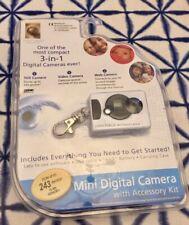 ** Mini Digitalkamera mit Zubehör Kit Bnwt noch/Video & Web-Kamera **