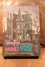 1995 POLAR LIGHTS AURORA THE ADAMS FAMILY HAUNTED HOUSE REISSUE MOVING GHOSTS