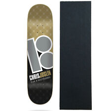 "Plan B Skateboard Deck Chris Joslin Corner 8.375"" x 32.125"" with Grip"