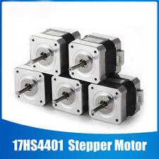 NEMA 17 Stepper Motor lune tipo 17hs4401 / 1.7 a 0.45Nm / azionamento del motore