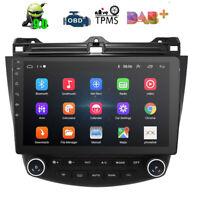 "7"" Car DVD Player GPS Head Unit Stereo Radio Navi For Honda CRV 2007-2011 DAB+"
