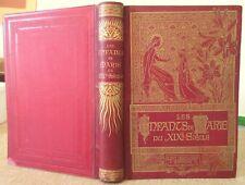 LES ENFANTS DE MARIE DU XIXe SIECLE PAR ABBE BOURSIN 1886 EO ILLUS SAINTE VIERGE