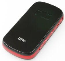 ZTE MF80 Kein sim-lock 42 Mbps WI-FI Router Mobiler Hotspot 3G HSPA +GSM