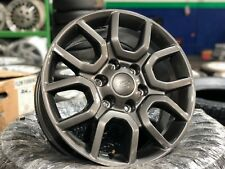 Genuine Used 18 inch Ford Ranger Wheel (Set of 4) 6x139.7 GUN METAL