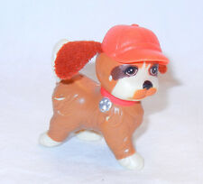 LPS01 VINTAGE G1 Littlest Pet Shop ~*Beethovens 2nd Pool Tchaikovsky Pup Hat!*~
