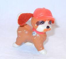 LPS01 VINTAGE G1 Littlest Pet Shop ~*Beethovens 2nd Pool Tchaikovsky Pup Hat!*~