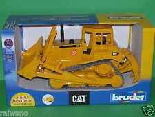 Bruder 02422 Cat® Bulldozer Blitzversand per DHL-Paket