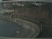 book pictures reprint 1998 - crossing the sea dawlish victim of storms 1974