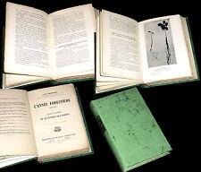 l'année forestière 1910 actualités de la science des forêts 1911 Chancerel