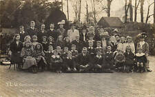 Chipping Norton Branch. Y.L.U., Winners of Banner by Percy Simms, Photographer.