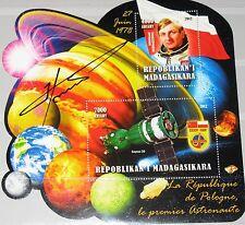 MADAGASKAR MADAGASCAR 2012 unlisted 1st Polnish Astronaut Hermaszewski Space MNH