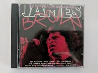 James Brown ‎~ The Original Showman Live! CD 1988 Streetlife ~ Made in Canada
