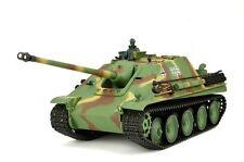 RC Panzer German Jagdpanther Heng Long 1:16 Rauch Sound Schussfunktion 2,4Ghz