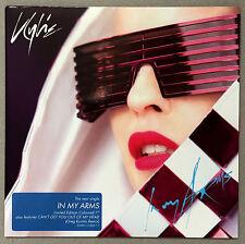 """Kylie Minogue * en mis brazos * UK Limited Edition Rosa 7"""" Vinilo * bn&m! * X"""
