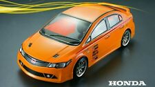 1/10 Lexan Bodyshell  Honda Type R Karosserie (clear+decals)