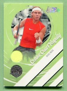 2006 Ace Authentic Heroes & Legends Center Court Royalty #CCR-8 Rafael Nadal