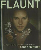 FLAUNT Magazine - TOBEY MAGUIRE - FASHION, ART, PHOTOGRAPHY, GORGEOUS