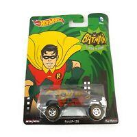 Hot Wheels Batman TV Series Robin Ford F-150 POP CULTURE REAL RIDERS