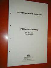 wiring diagram 1986 ford f600 dump truck basic guide wiring diagram \u2022 1979 f150 wiring diagram other car truck manuals literature ebay rh ebay com 1967 ford f600 wiring diagrams 1967 ford f600 wiring diagrams