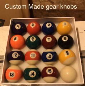 Landrover Defender 90/110/127/130 Pool Ball Gear Knob