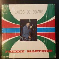 """Freddie Martinez """"Exitos de Siempre"""" Vinyl Record LP"""