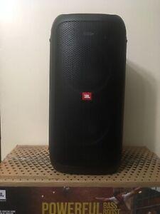 JBL Partybox 100 Portable 160W Partybox Speaker