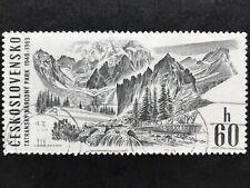 1969 60h Czechoslovakia Stamp