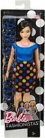 Barbie Fashionistas Curvy Doll 51 Polka Dot Fun - New