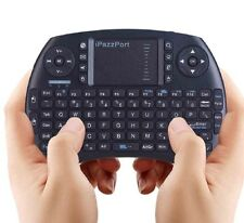iPazzPort 2.4G RF Mini Wireless Keyboard w Touchpad for PC TV Box Raspberry Pi