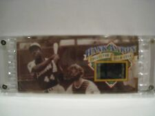 NEW Hank Aaron Cooperstown Collection -- 35mm Film Cels Limited Edition