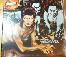 David Bowie Diamond Dogs GF RCA Victor Import Spain 1974 EX 11Trk CPLI0576