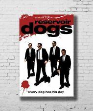 W391 24x36 14x21 40 Poster reservoir dogs 1992 Art Hot