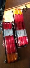 MERCEDES OEM W123 300D 280CE 280E 240D RIGHT AND RIGHT TAIL LIGHTS