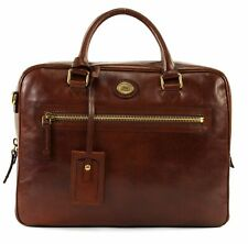 The Bridge Story uomo Briefcase Marron?e