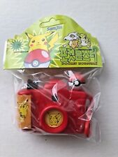 Pokemon Pocket Monster Mini Toy Camera Red Sam Jin Pikachu