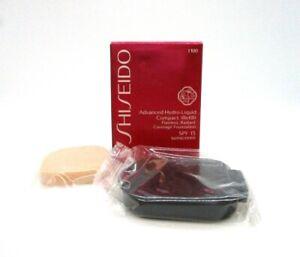 Shiseido Advanced Hydro Liquid  Compact Refill Spf 15 ~ I 100 ~ .42 oz ~ BNIB