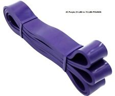 Pull Up Assist Bands For Exercise Resistance Body Stretching Powerlifting ChinUp