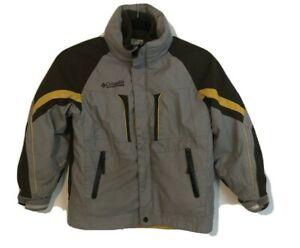 Columbia Sportswear Company Boys Youth Size 8 Zipper Front Winter Jacket