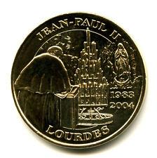 65 LOURDES Béatification de Jean-Paul II, Monnaie de Paris
