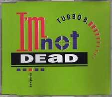 Turbo B. - I'm Not Dead! (Remixes) - CDM - 1992 - Eurohouse Thea Austin Snap!