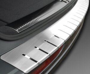 pour BMW X3 II F25 2010-2014 PROTECTION DE SEUIL DE CHARGEMENT INOX 25
