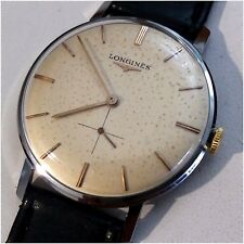 LONGINES  A CARICA MANUALE 17 JEWELS SWISS MADE FUNZIONANTE!