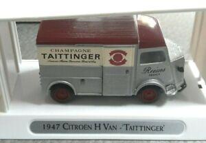 Matchbox YTF2 1947 Citroen type H Van Martell Models of Yesteryear Taittinger