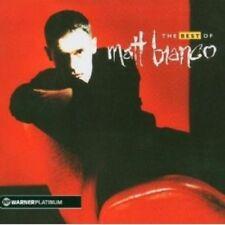 MATT BIANCO - BEST OF,THE PLATINUM COLLECTION CD NEW+