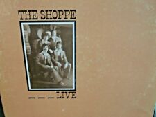 The Shoppe Live signed  LP Texas Country rock